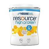Nestle Resource High Protein - 400g Tin (Vanilla Flavor)