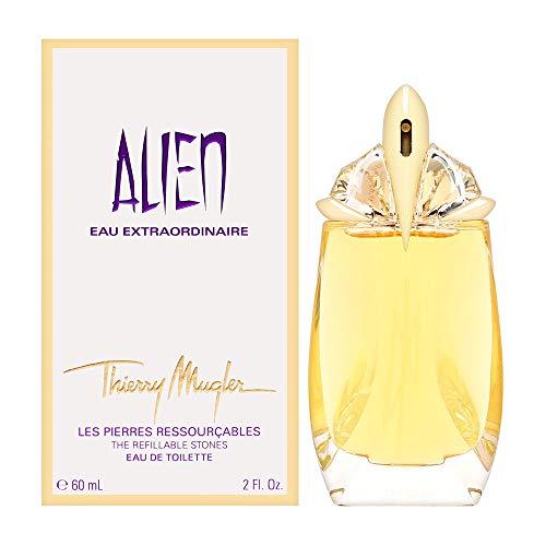 Thierry Mugler Alien Extraord EDT Vapo NFB, 60 ml, 1er Pack, (1x 60 ml)