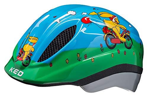 KED Meggy Originals Helm Kinder Felix der hase Kopfumfang XS | 44-49cm 2020 Fahrradhelm