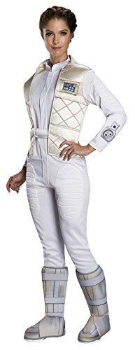 Rubie's womens Star Wars Classic Princess Leia (Hoth) Party Supplies, As Shown, Medium US