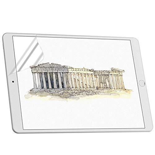 NIMASO PETペーパー フィルム iPad Air 3 (2019) / iPad Pro 10.5 用 紙ライク 保護 フィルム 上質紙タイプ アンチグレア