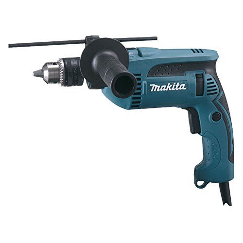 Makita HP1640K 110 V 13 mm Percussion Drill in a Carry Case