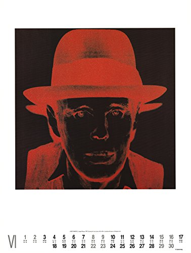 1991 Andy Warhol Joseph Beuys Poster