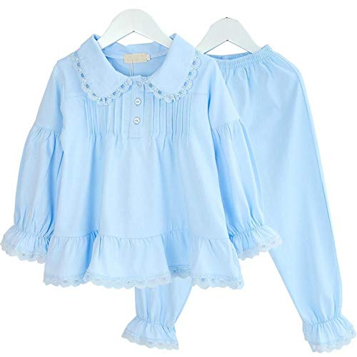 Herfst Kinderen Pyjama Set Meisjes Pyjama Lange Mouwen Katoenen Huisstijl Kleding Kinder Pyjama Hoge Kwaliteit