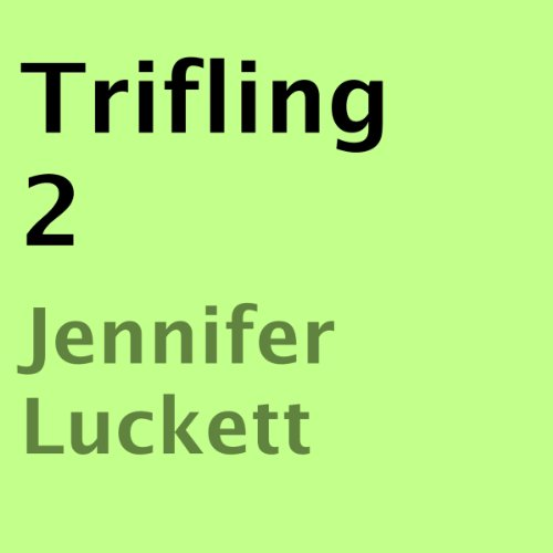 Trifling 2 audiobook cover art
