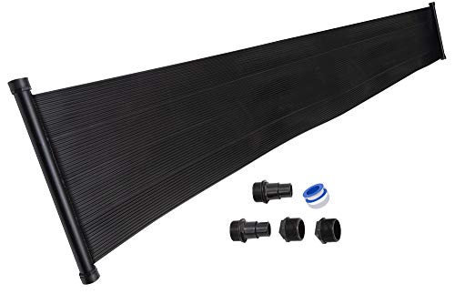 Find Bargain SunQuest 1-2'X20 Solar Swimming Pool Heater - Max-Flow