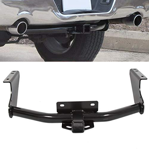 Big Save! ECOTRIC Class 4 Trailer Hitch Receiver Rear Bumper Tow 2 for 2009-2018 Dodge Ram 1500
