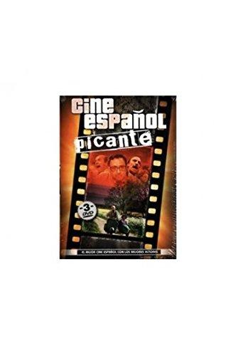 CINE ESPAÑOL PICANTE -PACK 3 DVD -