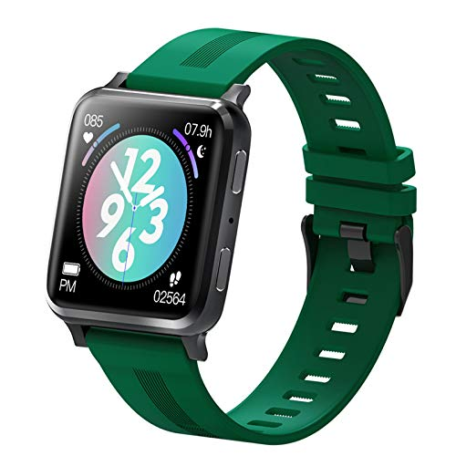 APCHY GPS Smart Watch Reloj Inteligente,Fitness Tracker De 1.54 Pantalla Femenina Monitoreo Fisiológico Monitoreo De Frecuencia Cardíaca Bluetooth Auriculares Altavoz Pedómetro Paso,A