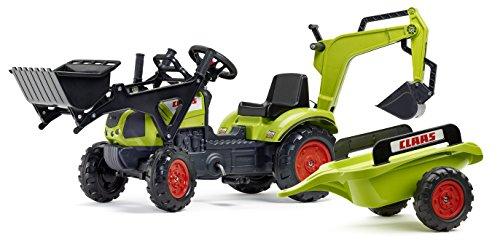Falk 2040N Pedal Tractor Juguete de Montar -...