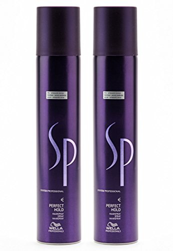 Wella SP Perfect Hold Lot de 2 flacons de 300 ml