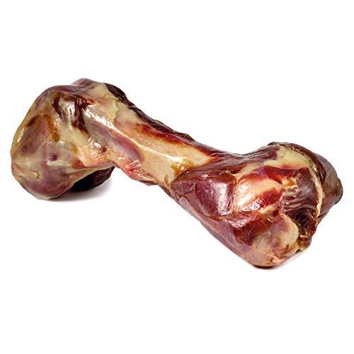 Arquivet Hueso de jamón Natural - Snacks Naturales para Perros - Snack Dental canino - Chuches para Perro - Golosinas para Perro - Hueso masticable para Perros 🔥