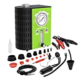 MR CARTOOL Car EVAP System Leak Testing Machine DC12V Fuel Pipes Leakage Detector Diagnositc Tester with Dual Modes for All Vehicles