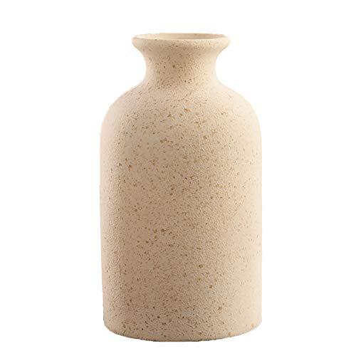 Dry Flower Vases, Ceramic Vase, Living Room Decoration,Flower Arrangement Decoration Shooting Props,Mother