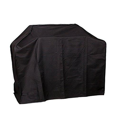 XGZ Cubierta para parrilla de barbacoa, resistente al agua, protección UV, cubierta...