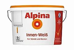 Alpina 10 L. Innenfarbe INNENWEISS
