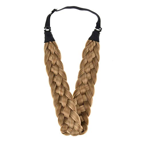 jieGorge Fashion Synthetic Wig Hair Band Elastic Twist Headband Princess Hair , Accessory , Clothing Shoes & Accessories Sales (E)