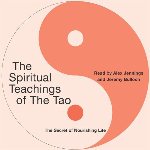 The Spiritual Teachings of the Tao audiobook cover art