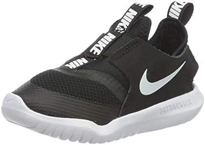 Nike Flex Runner (TD), Zapatillas de Estar por casa Bebé Unisex, Negro (Black/White 000), 22 EU