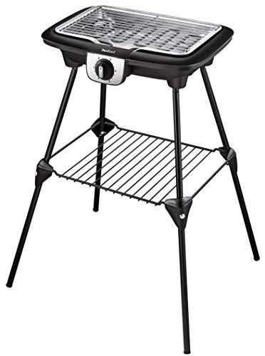 Tefal barbacoa eléctrica multifunción easy Grill 2en 1de horno BBQ Parrilla y...