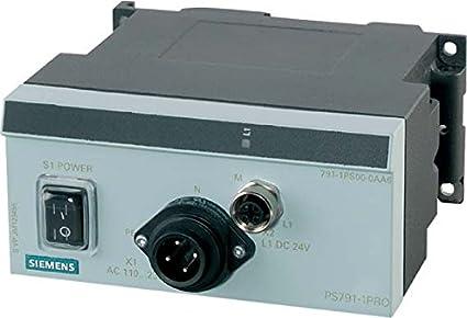 Siemens - Fuente alimentación power supply ps 791-1pro
