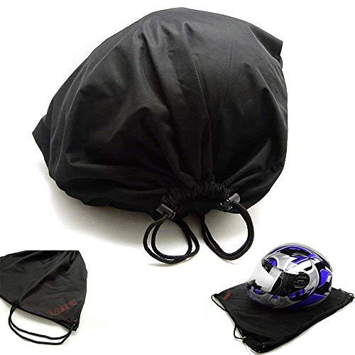 Bolsa de moto, portaequipajes para casco de moto, scooter, portátil, transportable, universal, para moto o motocross