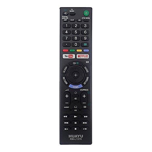 Mando a Distancia para Sony LCD/LED/3D TV (Botones Youtube y Netflix)
