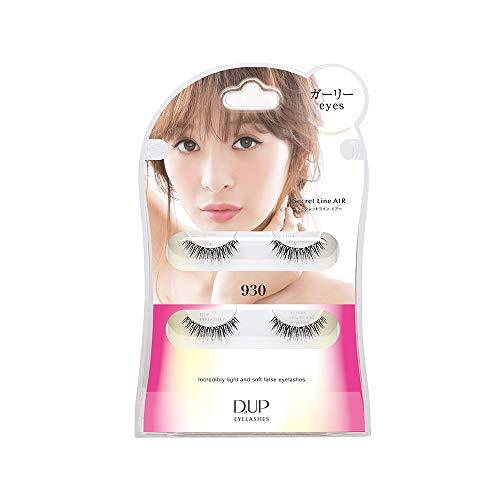 D.U.P DUP Japan - DUP Eyelash 930 Gurley eyes (Maikawa Ike false eyelashes / secret line air)