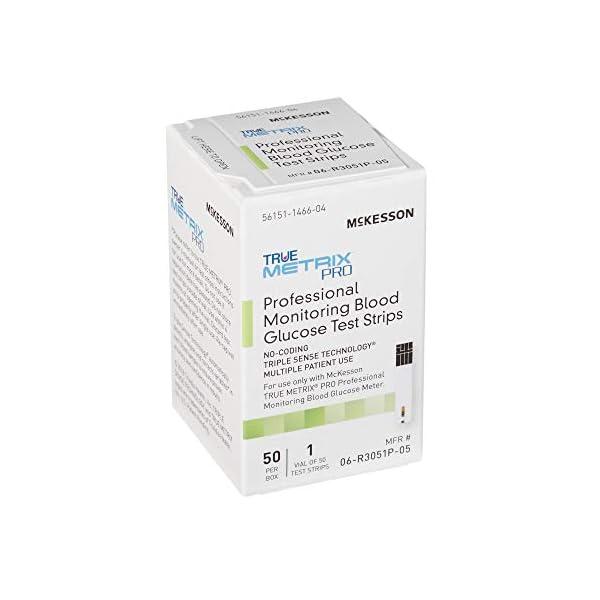 buy  McKesson TRUE METRIX PRO Blood Glucose Test Strips ... Blood Test Strips
