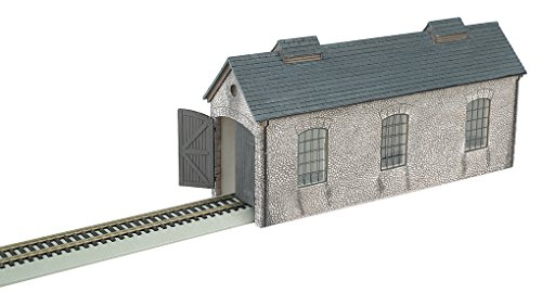 Bachmann Trains - THOMAS & FRIENDS RESIN BUILDING ENGINE SHED - HO Scale