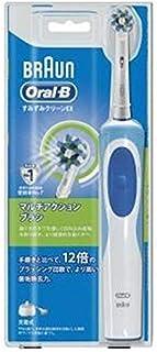 ブラウン オーラルB 電動歯ブラシ すみずみクリーンEX 1モードタイプ D12013AE
