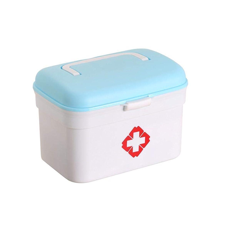 背景直面する解放する応急処置キット家庭用薬箱多層薬収納ボックス子供赤ちゃん薬箱