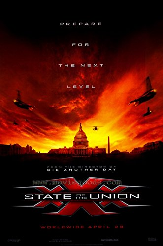 XXX: State of The Union Movie Poster (68,58 x 101,60 cm)