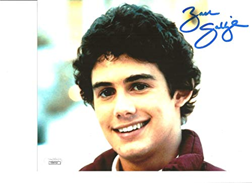Zach Galligan signed 8x10 Photo Gremlins Gizmo Bill JSA Authentication