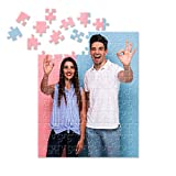 Custom Personalized Jigsaw Puzzle with Your Personal Vertical Photo or Art - 100 Pieces