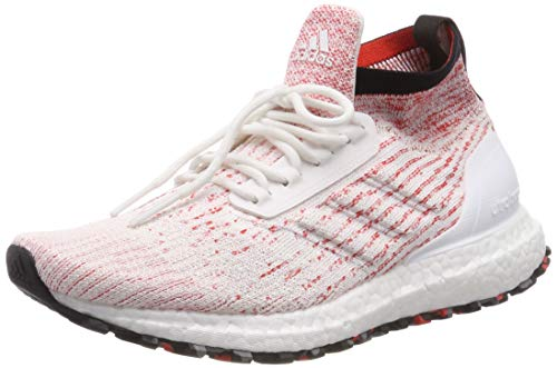 adidas Herren Ultraboost All Terrain Laufschuhe, Weiß (Chalk White/FTWR White/Grey Four F17 Chalk White/FTWR White/Grey Four F17), 43 1/3 EU