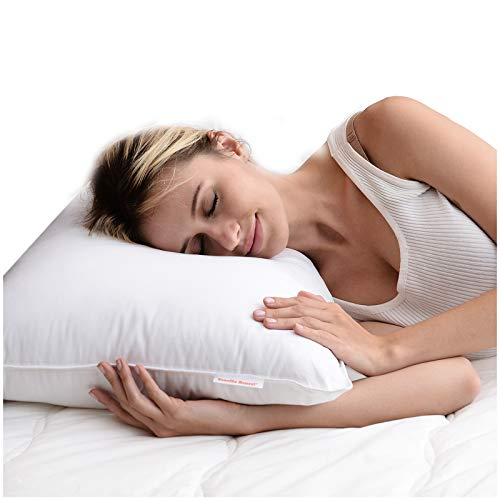 Homelike Moment King Bed Pillows for Sleeping - 2 Pack...