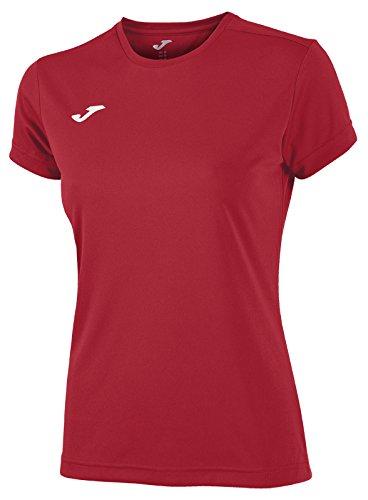 Joma 900248.600 Camiseta, Mujer, Rojo, M