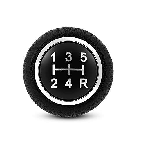 Citroen Gear Knob,5 Speed Gear Stick Shift Knob Head Replacement Replacement Replacement Replacement for Peugeot 106 107 205 206 207 405 Citroen C1 C3 C4