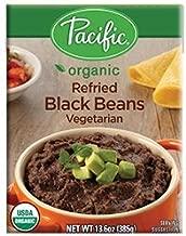 Pacific Foods, Organic Refried Black Beans - Vegetarian (Pack of 2)