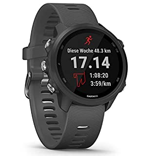 Garmin Forerunner 245, Orologio Smart GPS Multisport, Nero/Grigio (B07RCJV4PT) | Amazon price tracker / tracking, Amazon price history charts, Amazon price watches, Amazon price drop alerts