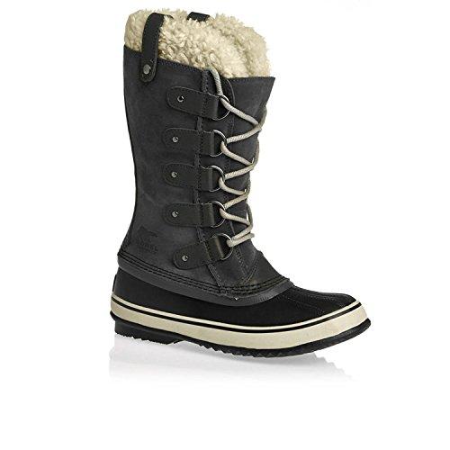Sorel Women's Joan of Arctic Shearling Boot Dark Grey/Black 9 B(M) US