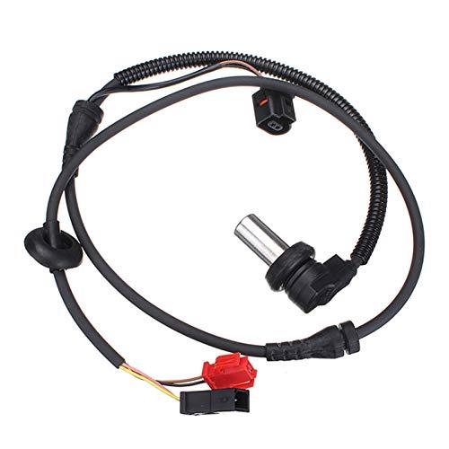 XIAOFANG Novel-Nome Rueda de ABS Frontal Sensor Derecho Sensor Adecuado para VW/Audi Asiento/Skoda Passat 1996 1997 1998 1999 2000 2001 2002 2003 2004 2005 8D0927803
