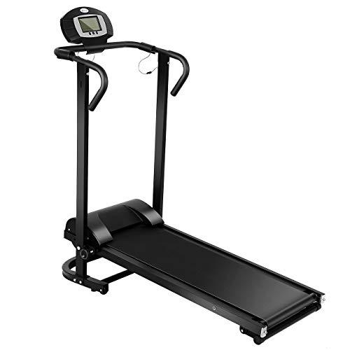 MuGuang Numérique Tapis Roulant Pliable Treadmill Machine en Marche Gym à la Maison de contrôle Facile d