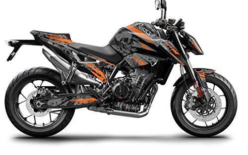 ARider Dekor für KTM Duke 790 2018-2020 | Aufkleber und Grafik Kit