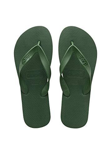 Dupé Men's Flip Flops Cores Green / 47-48