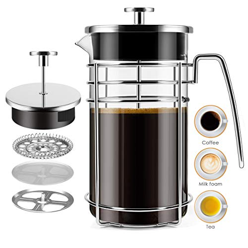 ShamBo French Press Coffee Maker