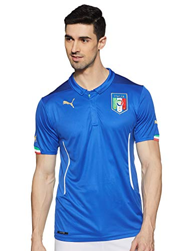 Puma Herren Heimtrikot Italia Replica, team power blue, L, 744288_01