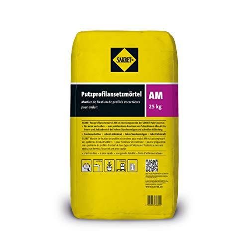 Sakret AM Putzprofil-Ansetzmörtel (25 kg)