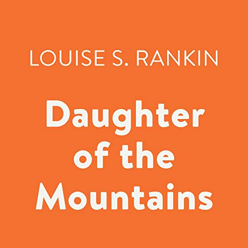 Daughter of the Mountains audiobook cover art